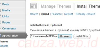 upload-theme-wp